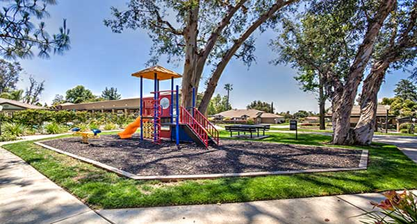 Waterstone Alta Loma Apartments children playground